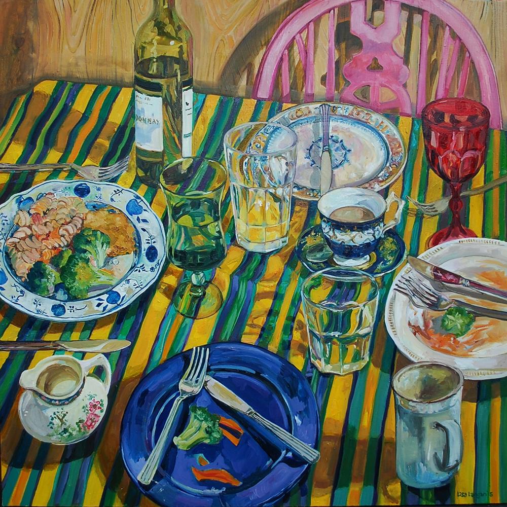 Table for Four. © Lisa Langan