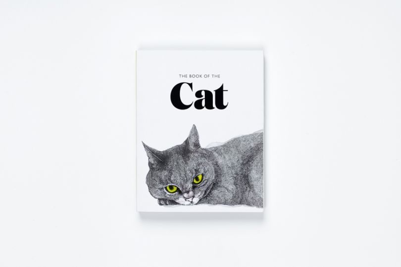 Domaine Display in action with [The Book of the Cat](https://www.creativeboom.com/features/the-book-of-the-cat-features-feline-art-and-illustration-by-artists-from-around-the-world-/)