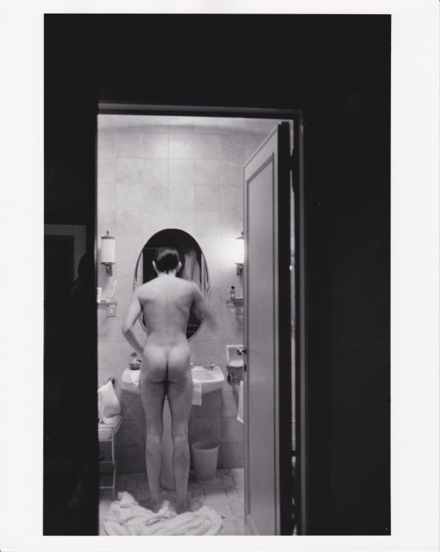 Bob Colacello Fred Hughes, Hotel Excelsior, Naples, 1976