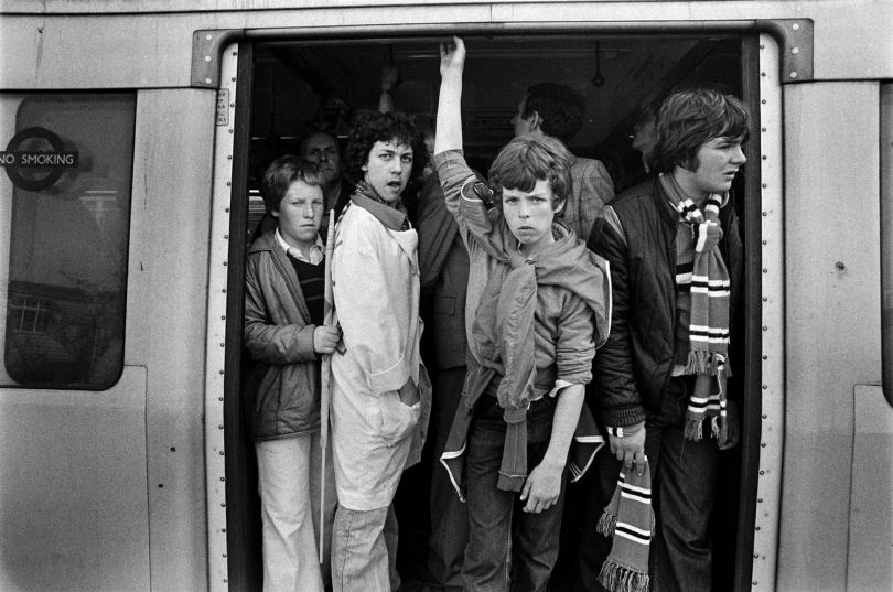 Wembley Park 1979 © Mike Goldwater