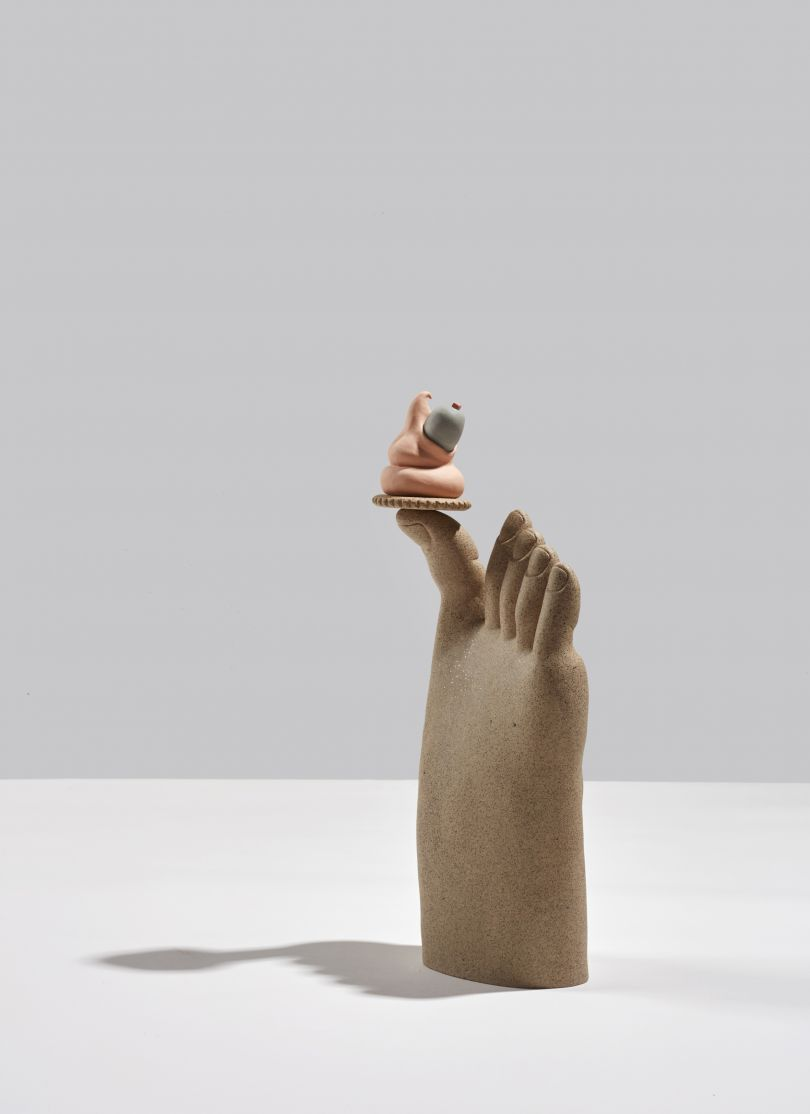 As You Please by Genesis Belanger (2019). Courtesy the artist and Perrotin. Photo: Pauline Shapiro