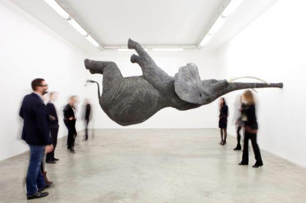Discovered on Pinterest | Images courtesy of [Galerie Perrotin](https://www.perrotin.com/Daniel_Firman-works-oeuvres-22098-74.html) & [Daniel Firman](http://danielfirman.com/)