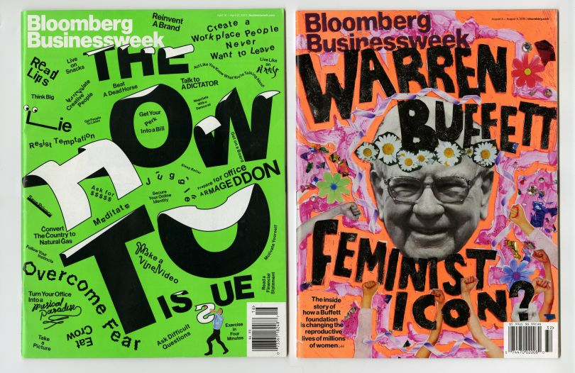 Covers for Bloomberg Business Week