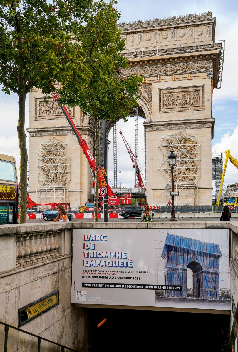 The construction continues in three eight-hour shifts around the clock Photo: © Wolfgang Volz