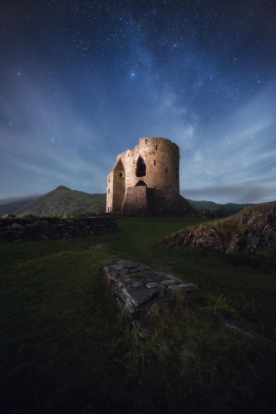 2017 Shortlist - Paul Templing - Dolbadarn Castle