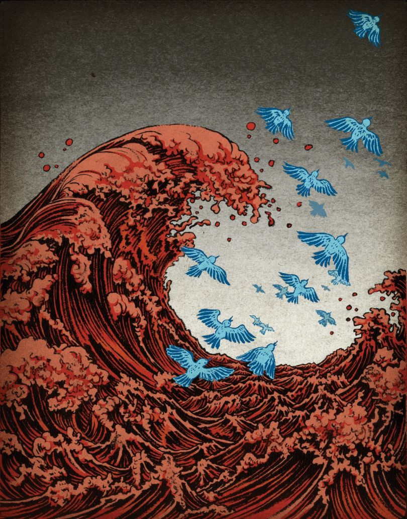 Newsweek magazine cover, Yuko Shimizu 2014