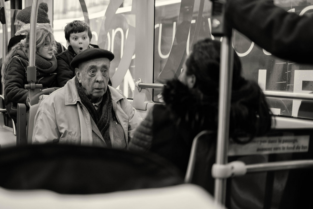 Enchanting street photography uncovers the twilight zone of European life