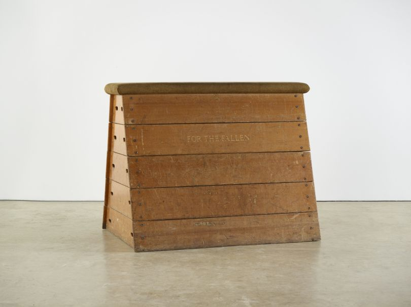 Marion Coutts For the Fallen, 2001 Arts Council Collection, Southbank Centre, London © the artist