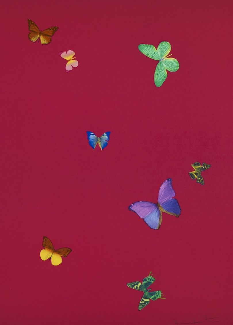 The Wonder of You by Damien Hirst