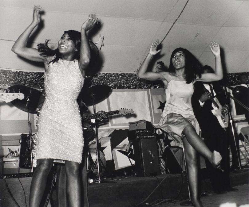 Tina Turner, Ike and Tina Revue, Club Paradise, 1962 © Estate of Ernest C Withers. Courtesy of Michael Hoppen Gallery