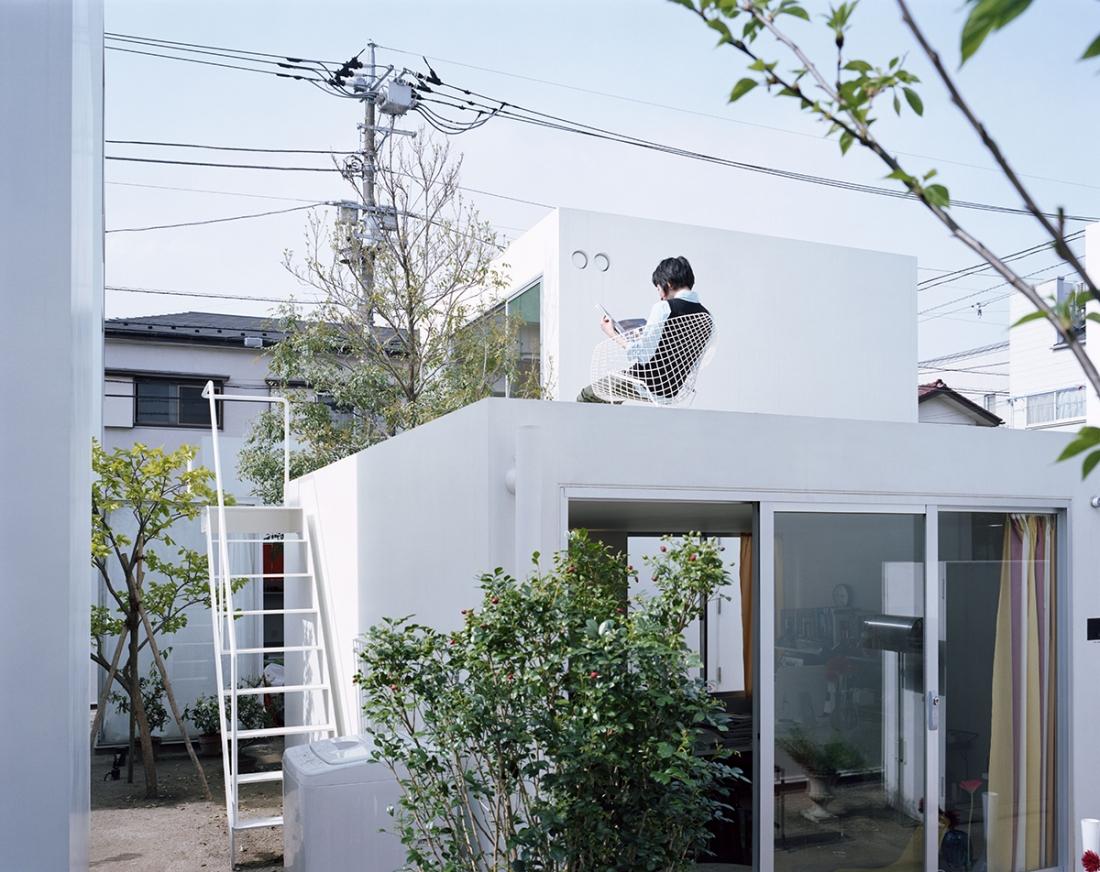Office of Ryue Nishizawa Moriyama House, 2005 © Takashi Homma