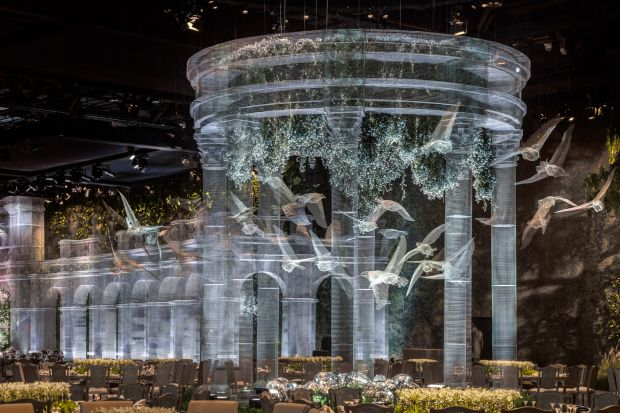 All images by photographer Roberto Conte, and courtesy of Edoardo Tresoldi