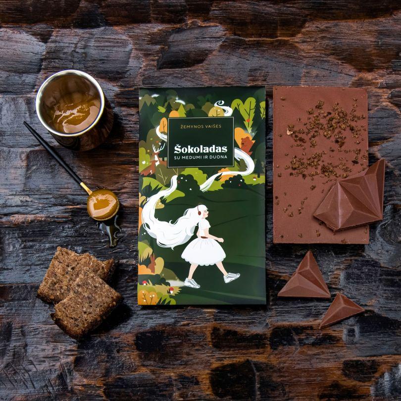 Holiday Gift Set Packaging by Salvita Bingelyte. Winner in the Packaging Design Category, 2019-2020.