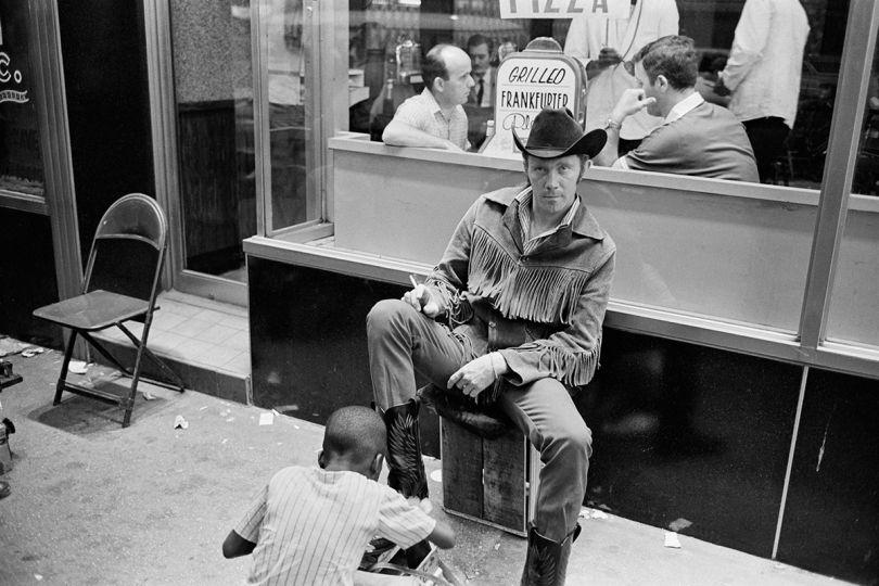 Midtown 1970   © Edward Grazda