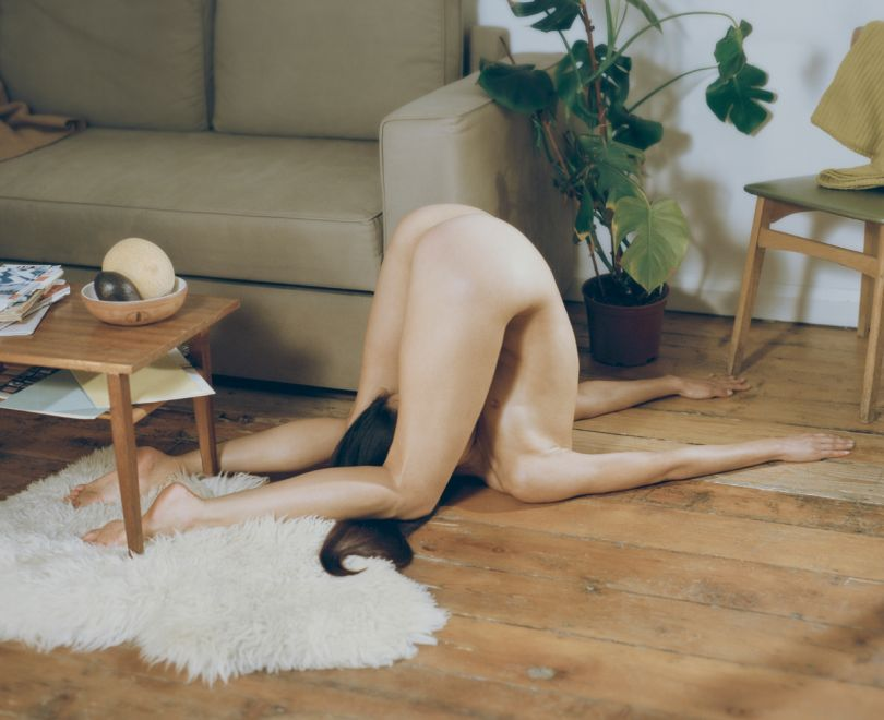 Photograph by Lena C. Emery, 'The Practice' from The Gentlewoman, Spring/Summer 2014