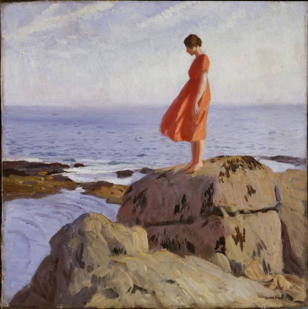 Dame Laura Knight, The Dark Pool (1908 – 1918), Laing Art Gallery, Newcastle © Reproduced with permission of The Estate of Dame Laura Knight DBE RA 2018. All Rights Reserved