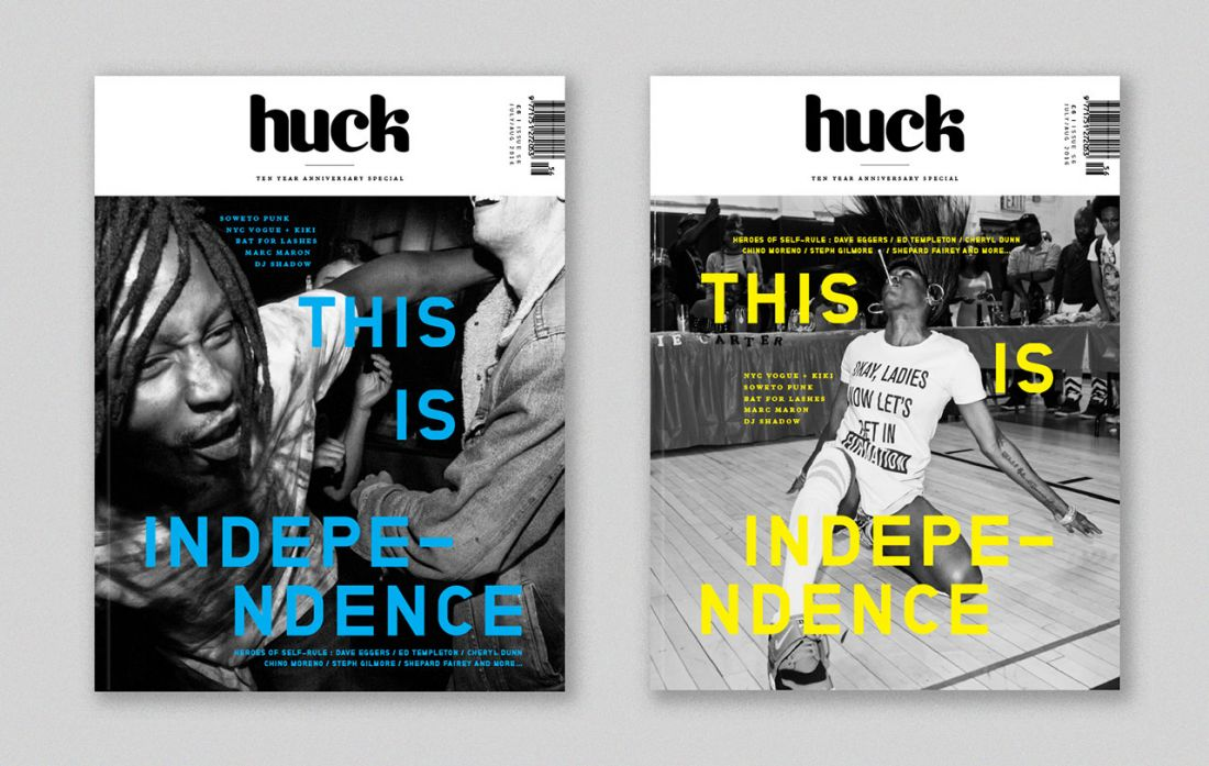 d70c6b569587a9 Huck is a beautiful bi-monthly magazine that loves to explore subcultures  as
