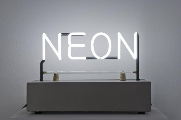 Joseph Kosuth Neon (1965) | © Joseph Kosuth. All rights reserved, DACS 2016**