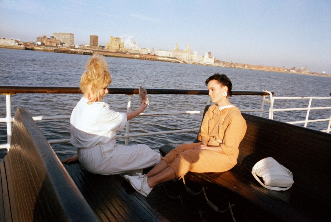 Mirror Mersey, From 'The Pier Head' Series, 1989 © Tom Wood