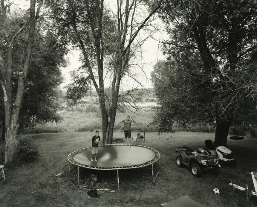 Bismarck Summer, Ben and Nathan, 2015 | Images copyright Tom Arndt, courtesy Howard Greenberg Gallery