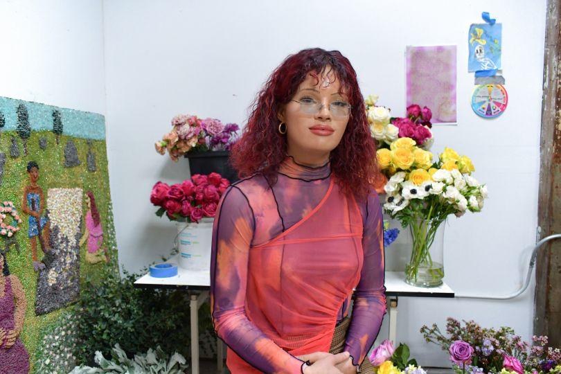 Nereida Patricia. Courtesy of the artist
