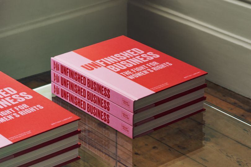 Here, Unfinished Business product designs for the  British Library (photo credit Ruth Ward)