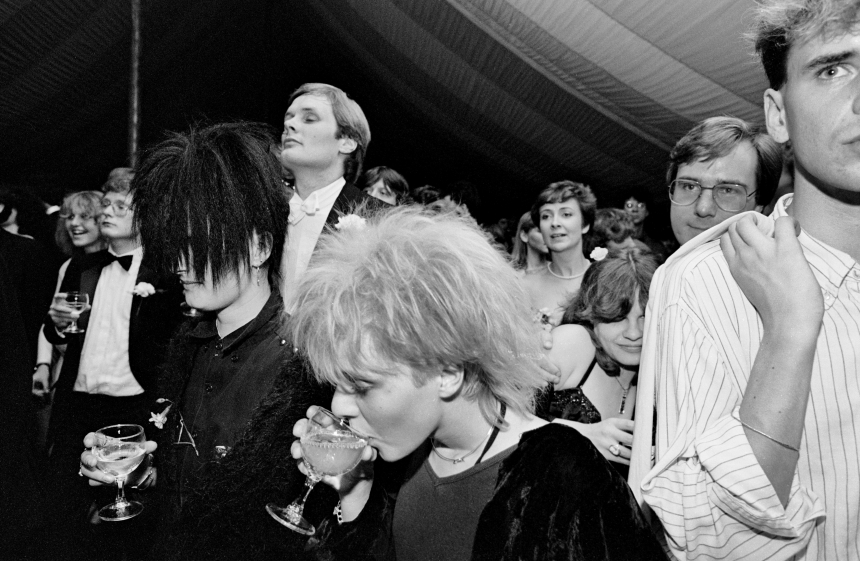 May Ball, Cambridge, 1983 © Jurgen Schadeberg