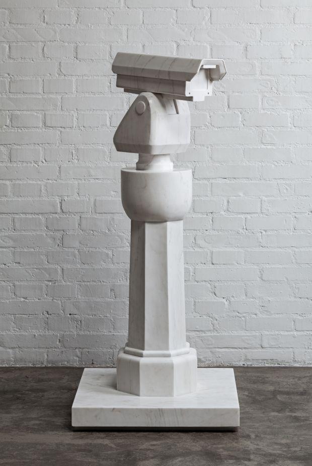 Camera with Plinth (2018)