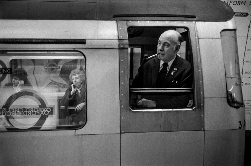 Oxford Circus 1978 © Mike Goldwater