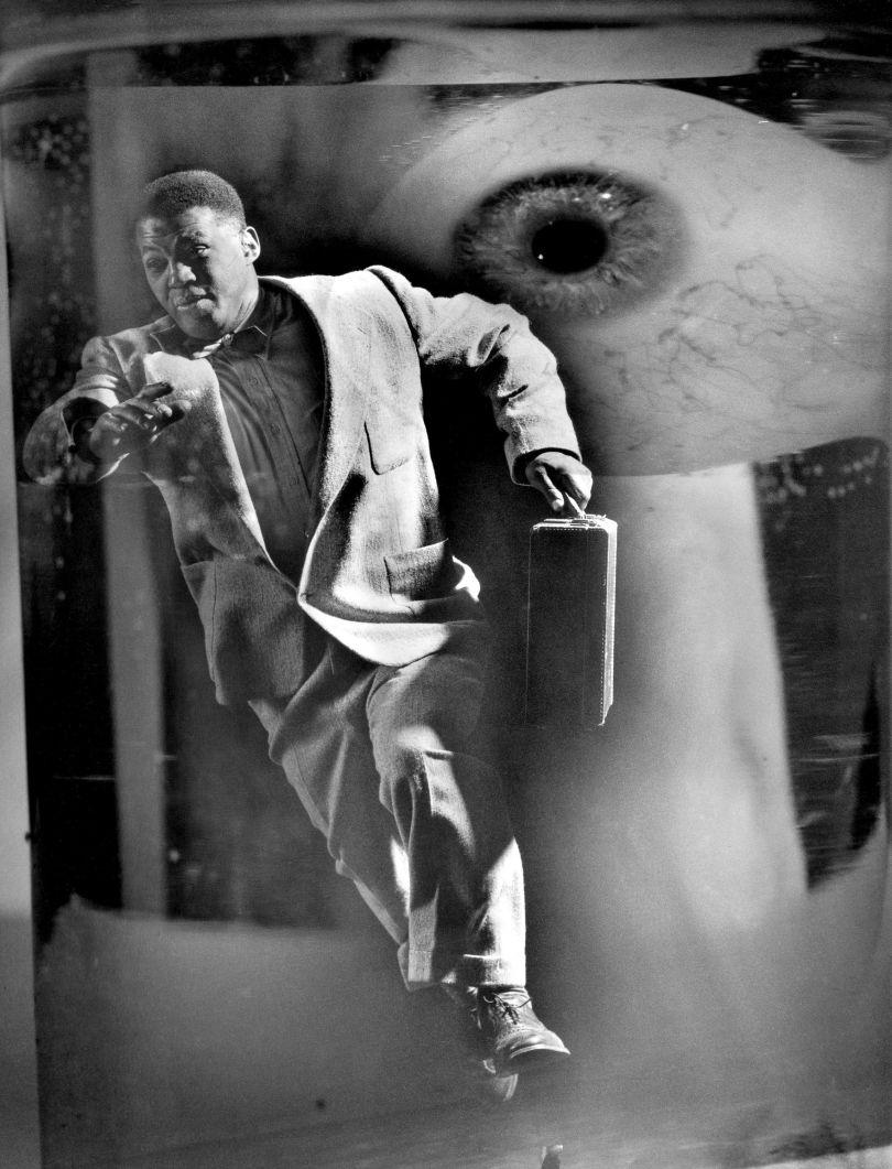 Gordon Parks. Untitled, Harlem, New York, 1952. The Gordon Parks Foundation.