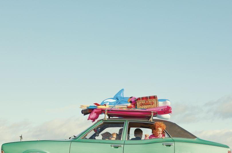The Hubbucks from the series England by Garrod Kirkwood, 2018 © Garrod Kirkwood