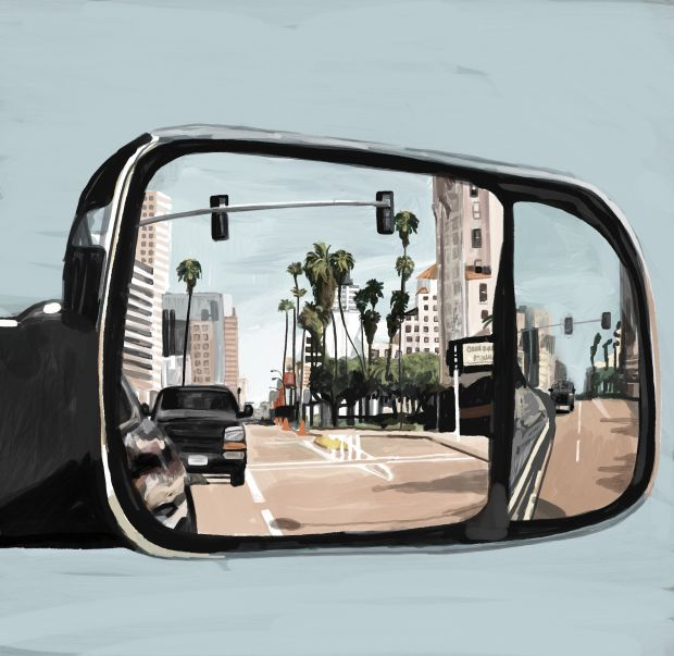 From the series, Mirror © Amy Leonard