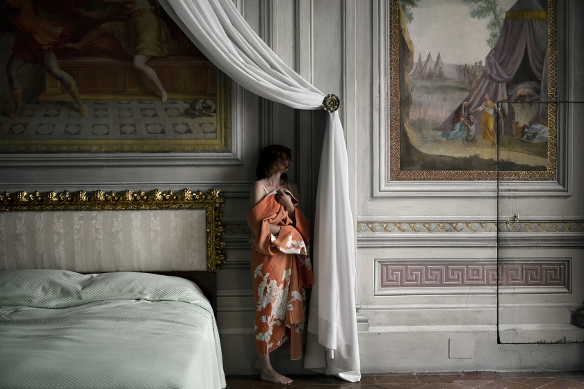 The Bedroom © Anja Niemi / courtesy of The Little Black Gallery