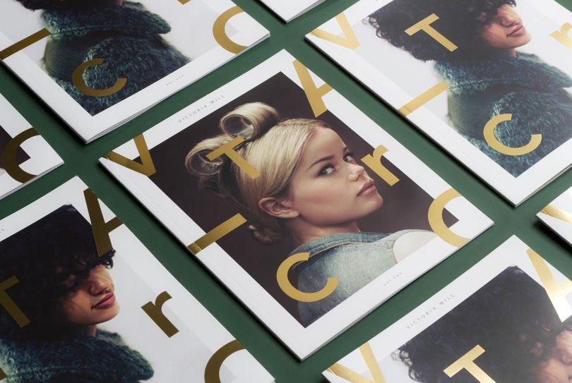 Kati Forner's book design for Victoria Will