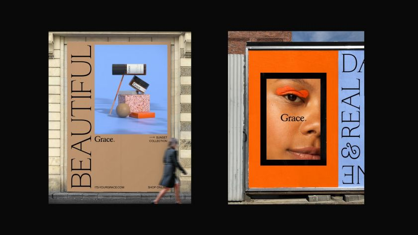 Branding of the Year: Not Real for the Grace Sunset Collection