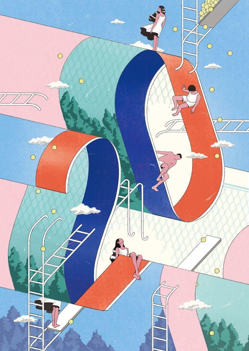 BIFAN main poster | Jee-ook Choi