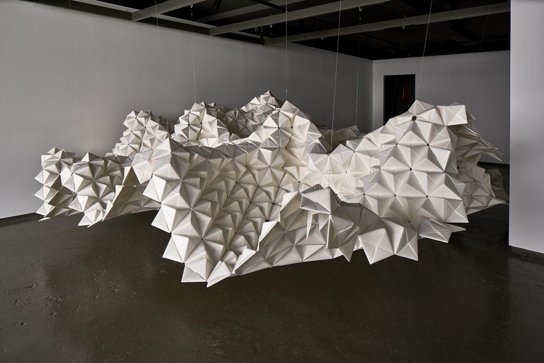 Akira Yoshizawa's 101st anniversary: make your own origami ...   733x1100