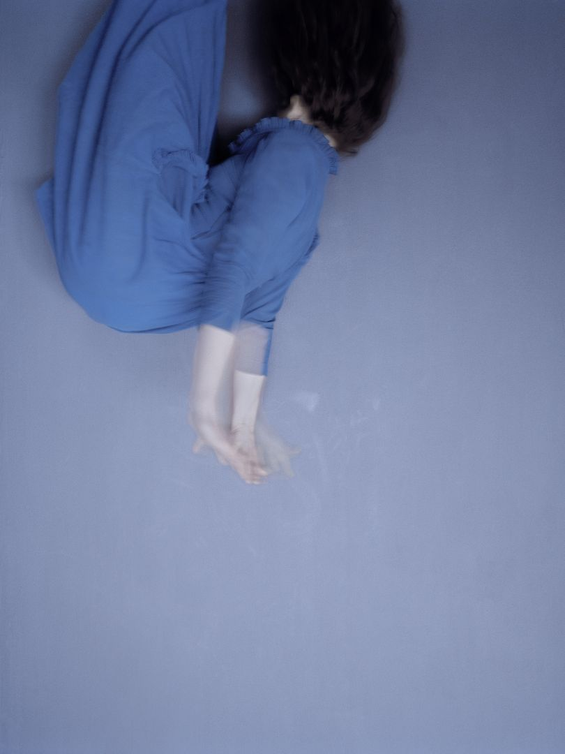 My Too Blue Heart on Your Two Blue Sleeves (I), 2014 © Jessa Fairbrother