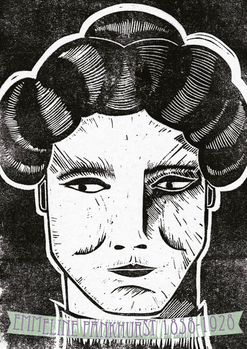 Nell Smith - Emmeline Pankhurst