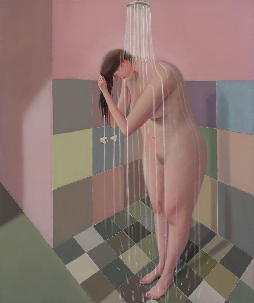 Prudence Flint Shower #2, 2016