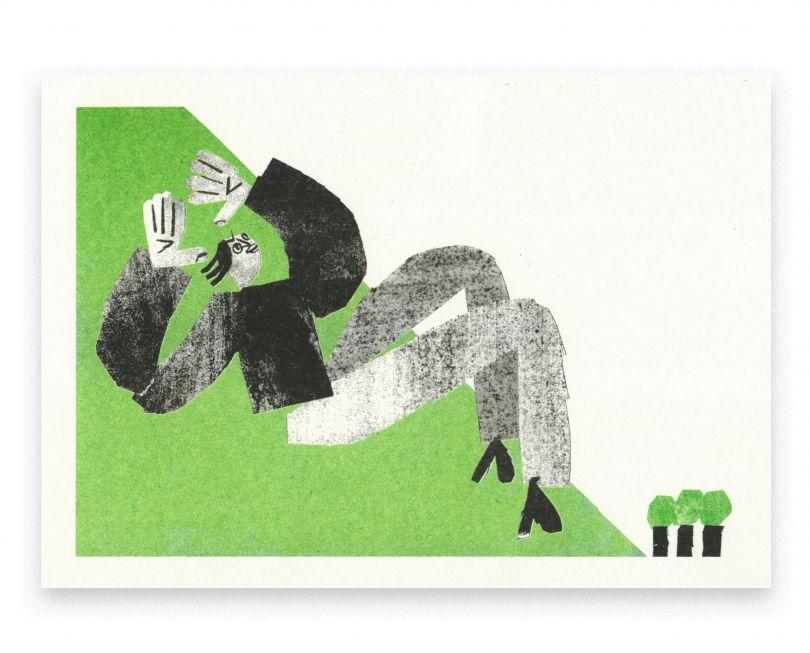 Illustration by Maria Midttun