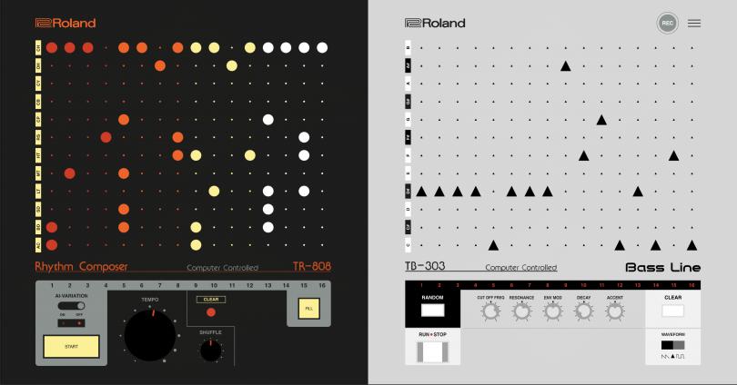 808303.studio, Screenshot