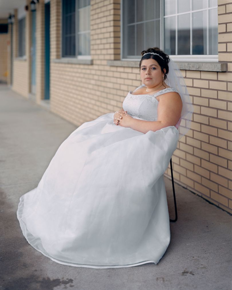 Alec Soth, Melissa, 2005, from the series: Niagara © Alec Soth / Magnum Photos