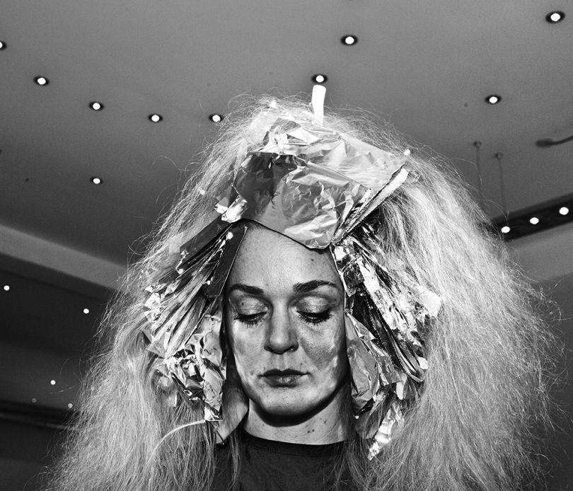 Hair 09 by Jens Juul, Denmark, SHORTLIST, Portraiture, Professional Competition, 2015 Sony World Photography Awards