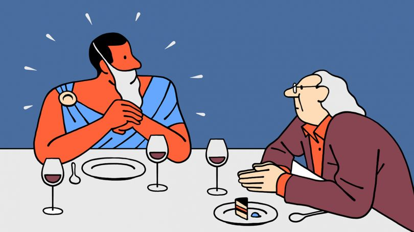 How to appear wise... at a dinner party