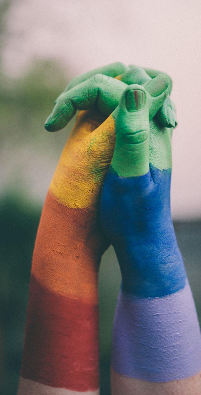 ID: [179179711](https://stock.adobe.com/images/hands-painted-in-gay-pride-rainbow/179179711?prev_url=detail)