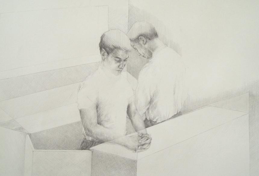 Alzbeta Jaresova, winner of the Griffin Art Prize 2012