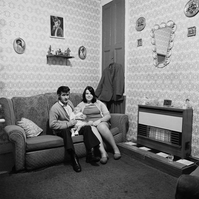 June Street, Salford, 1973 © Daniel Meadows, Martin Parr – Magnum Photos