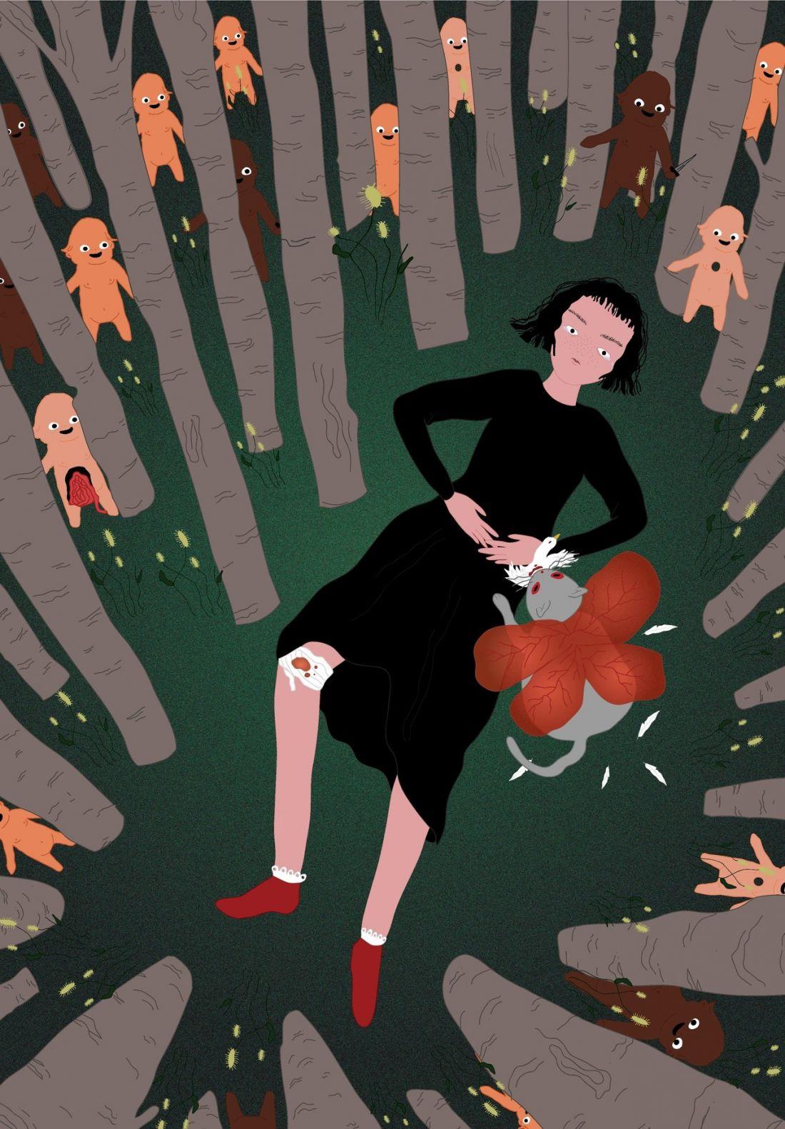 Anna Karenina's eerie, Lynch-obsessed portrayals of girlhood