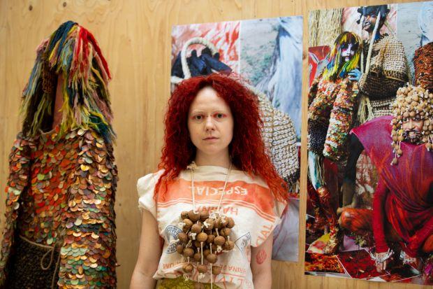 Cecily Cracroft-Eley, BA Fashion Knitwear